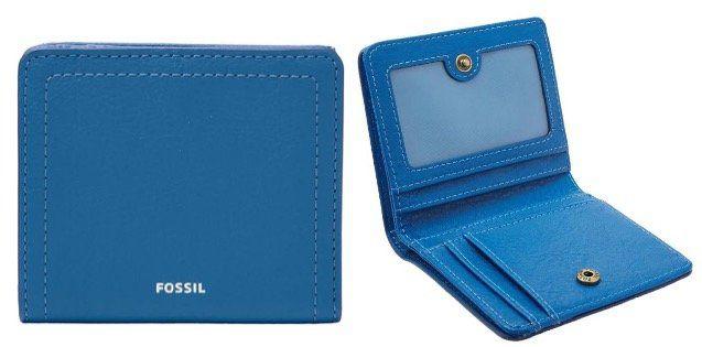 FOSSIL Geldbörse Logan Small mit RFID Schutz in 2 Farben für je 19,55€ (statt 45€)
