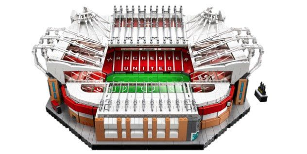 LEGO 10272 Manchester United Stadion Old Trafford für 189,99€ (statt 249€)