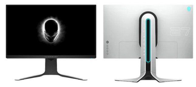 Dell Alienware AW2720HF   27 Zoll Full HD IPS Gaming Monitor mit 240 Hz für 299,90€ (statt 343€)