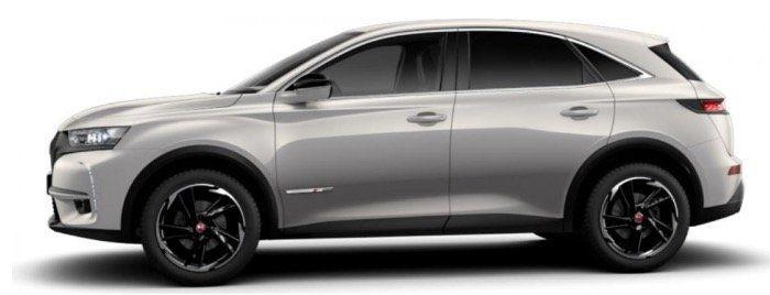 Gewerbe: DS Automobiles DS7 Crossback PerformanceLine BlueHDi 180 mit 179PS für 215€   LF: 0,6