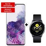 Galaxy S20 Plus 128GB + Watch Active  für 79€ + Vodafone Allnet-Flat mit 26GB LTE für 39,99€ mtl.