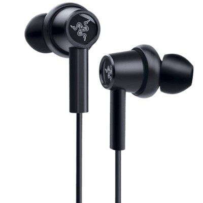 RAZER Hammerhead Duo Switch In Ear Kopfhörer in Schwarz für 20€ (statt 50€)