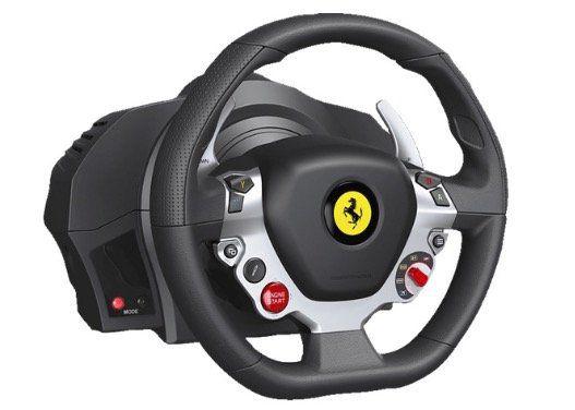 Thrustmaster TX Racing Wheel Ferrari (inkl. 2 Pedalset) für 212€ (statt 285€)