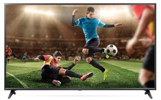 LG 65UM7050PLA 65 Zoll UltraHD Smart Fernseher für 599€ (statt 729€)