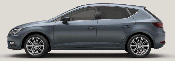 Privat: Seat Leon 1.5 TSI Xcellence 131PS mit LED, Navi, Winter  und Wartungspaket für 148,99€ mtl.   LF 0,69
