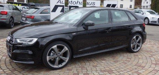 Audi A3 Sportback 1.5 TFSI 6 Gang S line mit 150 PS für 219€ mtl. inklusive Überführung   LF: 0.54