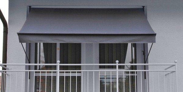 Angerer Klemmmarkise in Grau mit 200cm Breite für 99,99€ (statt 121€) + 20€ Gutschein ab 150€ möglich