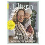 """Jahresabo der Zeitschrift """"Eltern"""" für 56,40€ + Prämie: 50€ z.B. Amazon-Gutschein"""