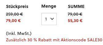 Ausverkauft! Fossil BQ2469 Uhren Set (44mm Herren, 34mm Damen) mit Edelstahl Armband für 55,30€(statt 139€)