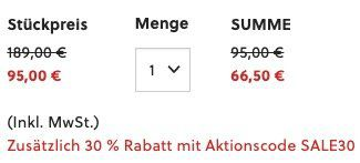 Fossil Herren Chronograph Neutra in 44mm aus Edelstahl für 66,50€ (statt 129€)