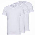 3er Pack Lacoste T-Shirts Rundhals oder V-Ausschnitt ab 23,99€ (statt 40€)