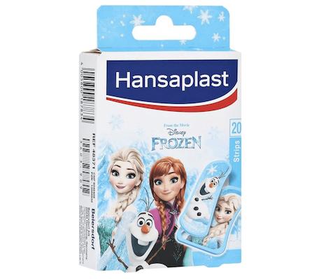 40er Pack Hansaplast Frozen Pflaster für 2,50€   Prime