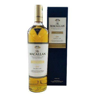 The Macallan 12 Jahre Gold Double Cask 0,7 Liter 40% für 50,90€ (statt 58€)