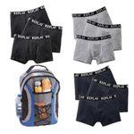 6x Replay Boxershorts in 3 Farben für 39,98€ (statt 66€) + Nordcap Rucksack mit Kühlfach gratis!