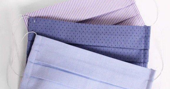 Eterna Behelfsmasken aus Eigenproduktion   z.B. Einweg FFP3 Material ab 2,20€ oder aus Baumwolle ab 3,50€ p.St.
