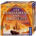 Kosmos 692650 Ken Follett – Das Fundament der Ewigkeit für 7€ (statt 15€)