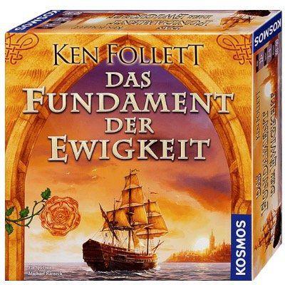 Kosmos 692650 Ken Follett   Das Fundament der Ewigkeit für 7€ (statt 15€)