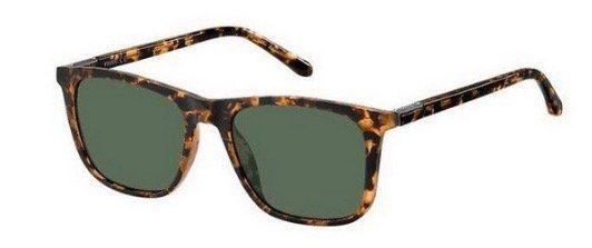 Ausverkauft! FOSSIL Sawyer Rectangle Herren Sonnenbrille für 28€ (statt 65€)