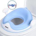 Dalmo Kinder-Toilettensitz mit Spritzschutz aus SoftPU für 18,08€ (statt 27€)