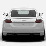 Privat & Gewerbe: Audi TT Coupe 40 TFSI S-tronic mit 197PS in Ibisweiß für 239€ inkl. MwSt. – LF 0,71