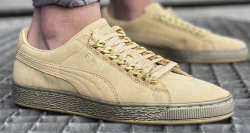 Puma Suede Classic x Chains Sneaker für 39,30€ (statt 51€)