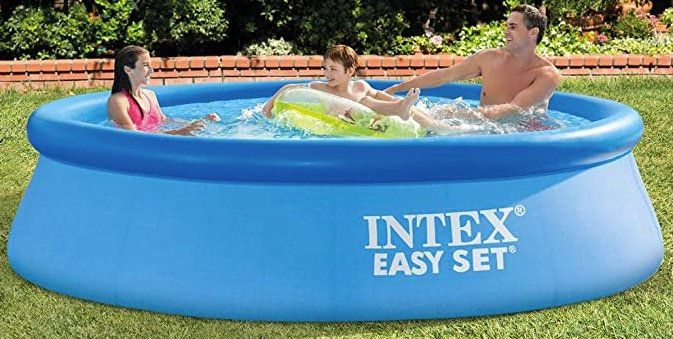 Intex Easy Set Pool Aufstellpool 305 x 76 cm für 33,99€ (statt 59€)