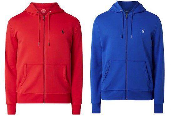 Polo Ralph Lauren Sweatjacke in 3 Farben für je 89,99€ (statt 127€)