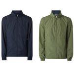 GANT Jacke aus recyceltem Polyester in Marineblau oder Olivgrün für 137,99€ (statt 200€)