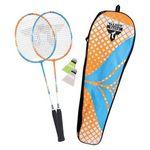 Talbot Torro Badminton-Set mit 2 Schlägern + 2 Bällen für 13,99€ (statt 20€)