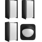 3er Pack Philips Hue White Turaco Außenwandleuchte + Outdoor Sensor für 198,42€ (statt 225€)