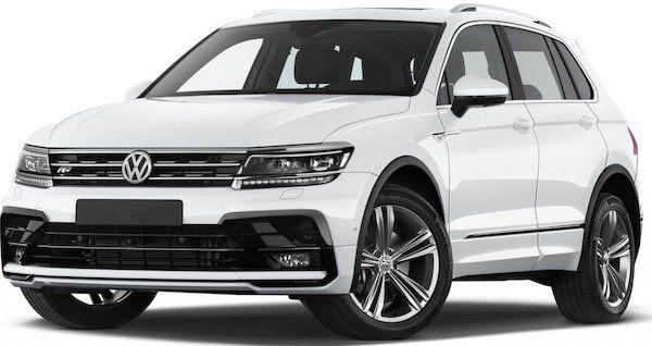 VW Tiguan Highline 2.0 TDI SCR 4Motion mit 190 PS im Leasing für 199€ mtl. brutto   LF: 0.47