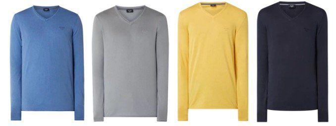 JOOP! Pullover Hildor mit V Ausschnitt in diversen Farben für 59,99€ (statt 75€)