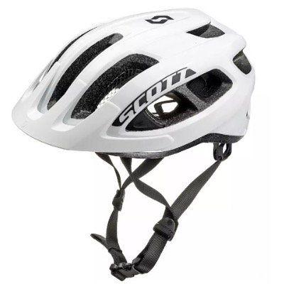 SCOTT Supra Fahrradhelm Einheitsgröße in Weiss oder Schwarz Lila für 33,66€ (statt 44€)