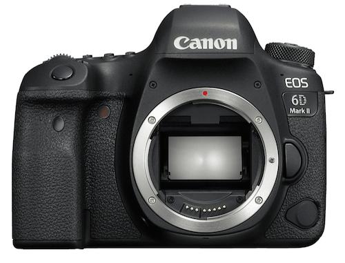 Vorbei! Canon EOS 6D Mark II Body Spiegelreflexkamera ab 963,83€ (statt 1.229€)