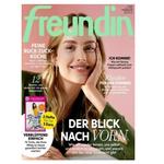"""26 Ausgaben der """"Freundin"""" für 78€ inkl. 65€ Amazon Gutschein"""