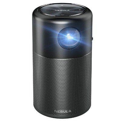 Minibeamer Anker Nebula Capsule Pro mit 854x480 und 150 ANSI Lumen für 309,32€ (statt 399€)