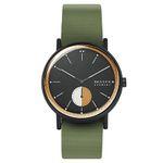 Skagen Herrenuhr Signatur SKW6541 mit Silikon-Armband für 35€ (statt 67€)