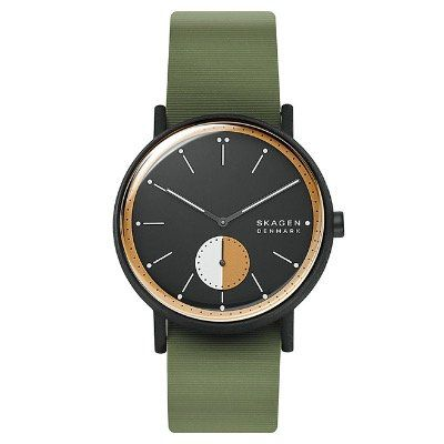 Skagen Herrenuhr Signatur SKW6541 mit Silikon Armband für 35€ (statt 67€)
