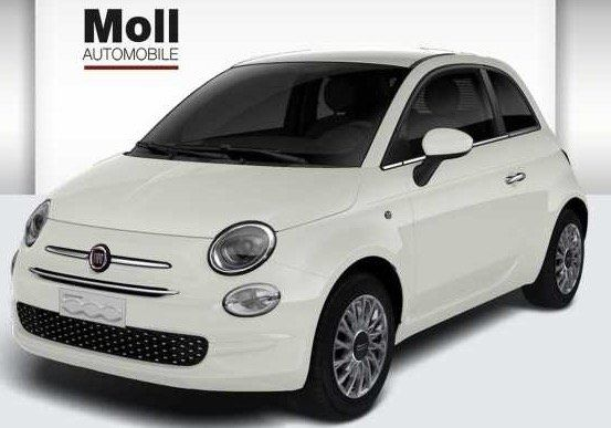 Fiat 500 mit 69 PS & Apple CarPlay/Android Auto im Leasing für 69€ mtl.   LF: 0.66