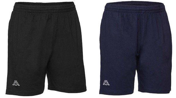 3er Pack Kappa Unisex Shorts für 35,98€ (statt 60€) + Nordcap Rucksack mit Kühlfach gratis!