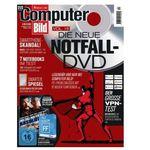1 Jahr Computer Bild mit DVD für 136,50€ + Prämie: 140€ Amazon Gutschein