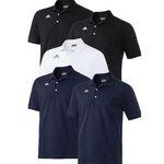 5er Pack Kappa Poloshirts im Mischpack für 61,41€ (statt 80€)