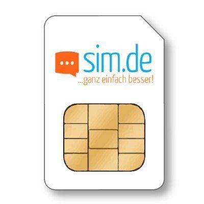 Sim.de: o2 Allnet-Flat mit 5GB LTE für 5,99€ monatlich + keine Laufzeit (mind. 3 Monate)