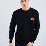 ellesse Sweatshirt Diveria mit Logo in Schwarz für 29,99€ (statt 36€)