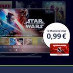 3 Monate Freenet Video für 0,99€ testen (statt 14,97€) + 5€ MediaMarkt Gutschein geschenkt