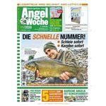 26 Ausgaben der Angelwoche für 71,50€ + 55€ Amazon Gutschein