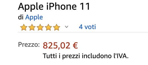 Apple iPhone 11 mit 256GB in Gelb für 809,30€ (statt 897€)