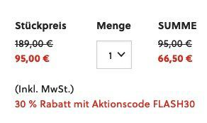 🔥 Herren Chronograph Forrester FS5697 in 46mm aus schwarzem Edelstahl für 66,50€ (statt 134€)