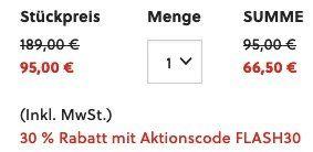 Fossil Herren Chronograph Neutra in 44mm aus Edelstahl für 66,50€ (statt 114€)