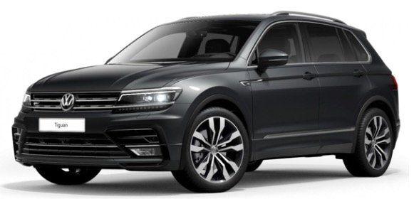 Gewerbeleasing: VW Tiguan Highline TDI 4MOTION R Line mit 190PS für 159€ netto mtl.   LF 0,42